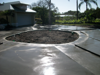 Drying Concrete